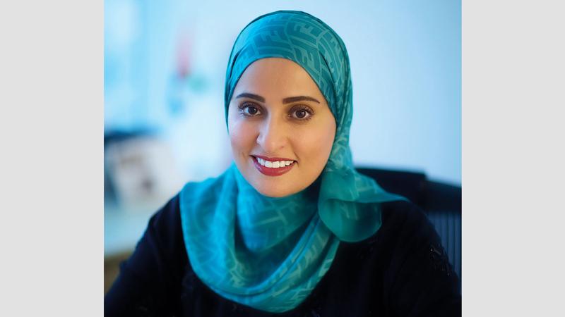 عهود بنت خلفان الرومي: «المبادرة تطور الحلول لمساعدة الآباء والأمهات على توظيف الجانب الإيجابي للإنترنت».