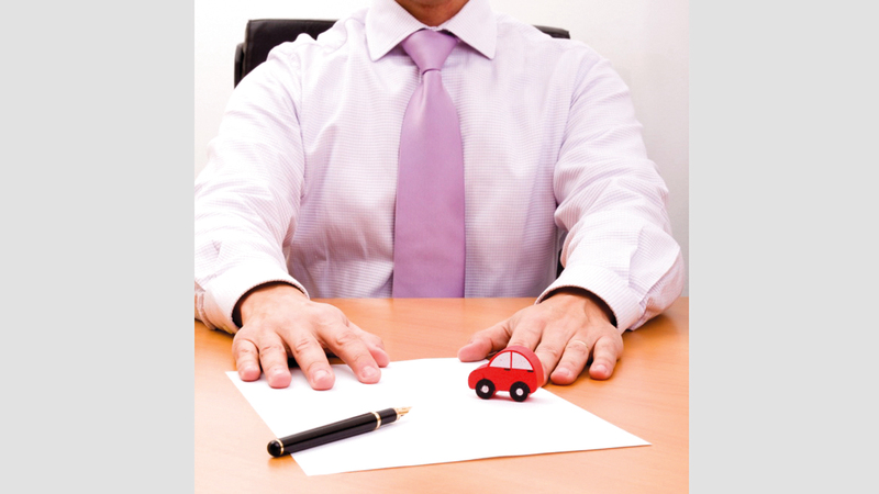 تراجع الأسعار طال تأمين السيارات بنوعيه «الشامل» و«ضد الغير». أرشيفية
