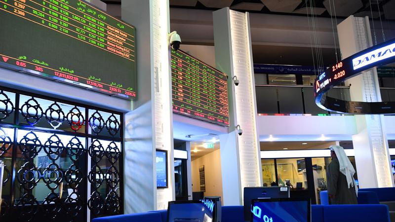 مقترح بضرورة تنظيم جولات ترويجية في أوروبا وأميركا وآسيا لجذب الاستثمارات إلى السوق الإماراتي. تصوير: أحمد عرديتي