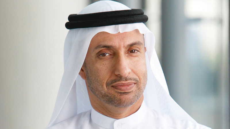 محمد الزرعوني: «(واحة دبي للسيليكون) استقطبت العديد من الشركات العاملة في القطاع التكنولوجي».