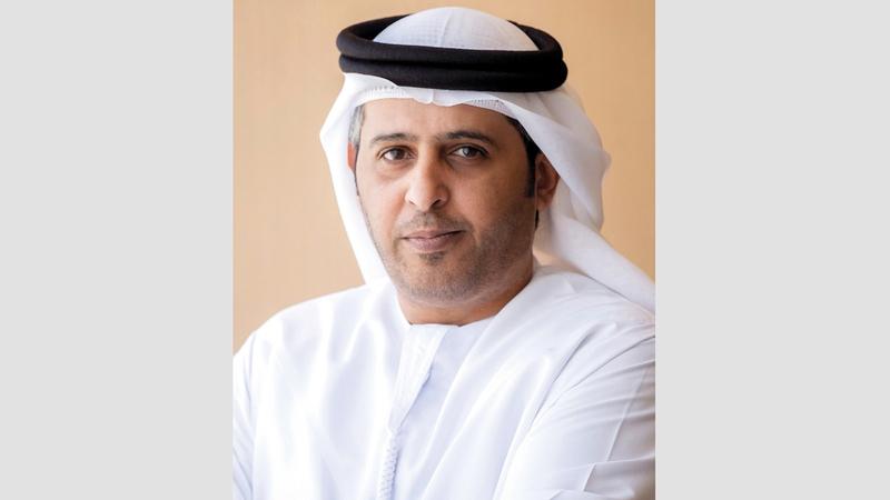 سالم باليوحة : مدير نادي دبي للصحافة بالإنابة
