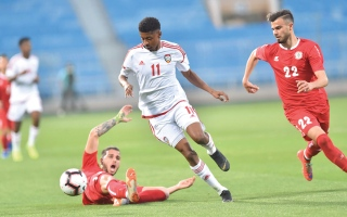انطلاقة صاروخية.. المنتخب الأولمبي يهزم لبنان 6-1