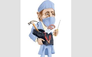 الصورة: عاطل ينتحل صفة «طبيب»  للحصول على قرض