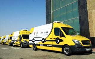 الصورة: 70 % من أسطول «توصيل» يخدم متعاملي «التوطين» في أبوظبي ودبي