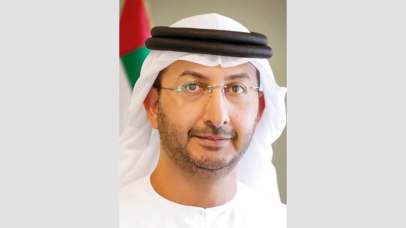 عبدالله بن أحمد آل صالح: الإمارات وضعت على رأس أولوياتها منذ 1971، أن تكون قبلة للمبدعين والمبتكرين.