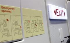 الصورة: «مقعد على الطائرة» يُمنع حجزه إلّا لفئة من المسافرين
