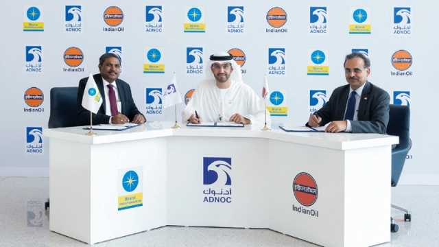 ADNOC establishes ground exploration contract for two Indian