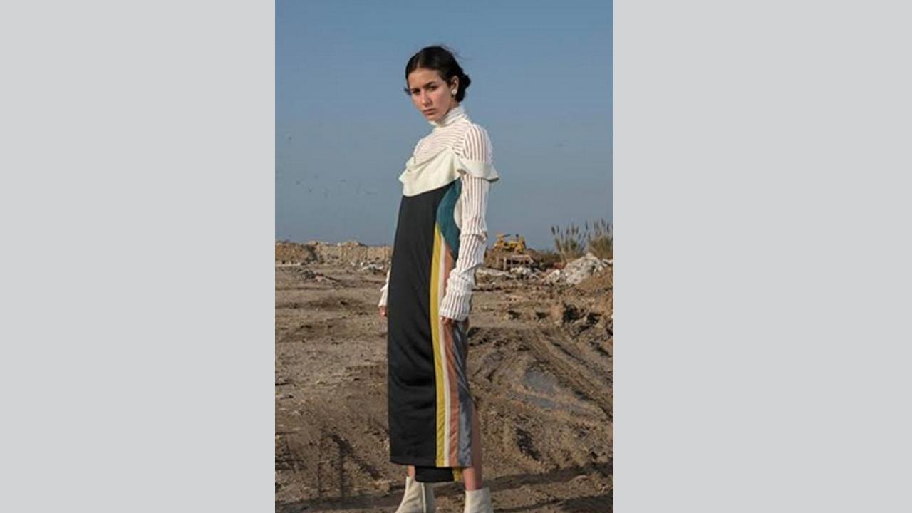 f4141146e بالصور.. مصمم ازياء لبناني يعرض تصاميمه في المزبلة! - الإمارات اليوم