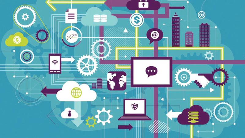 نظم إنترنت الأشياء تراقب وتجمع البيانات وتنقلها من البحيرة إلى حاسبات عملاقة لمعالجتها لحظياً. أرشيفية