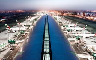 """مطارات دبي: إجراء وقائي تجاه فيروس """"كورونا"""""""