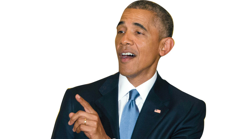 إدارة أوباما كانت «تقرن بصورة اعتيادية الغايات المتطرفة بالوسائل المتطرفة». أ.ب
