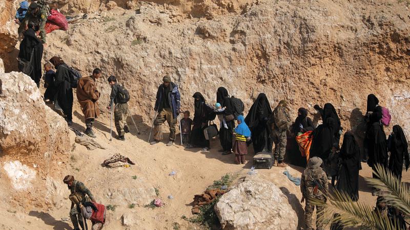 «داعش» خسر آخر معقل له في سورية. رويترز