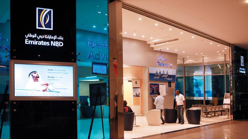 بنك الإمارات دبي الوطني قدّم أعلى مساهمات مجتمعية بين البنوك بقيمة 70.7 مليون درهم. تصوير: أشوك فيرما