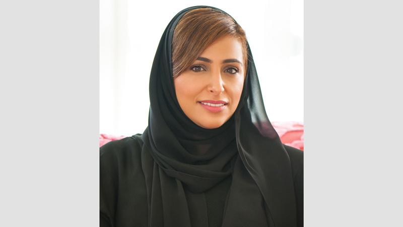 بدور القاسمي: «تتجلى رؤيتنا بالجمعية في دعم الناشرين الإماراتيين بكل المجالات».