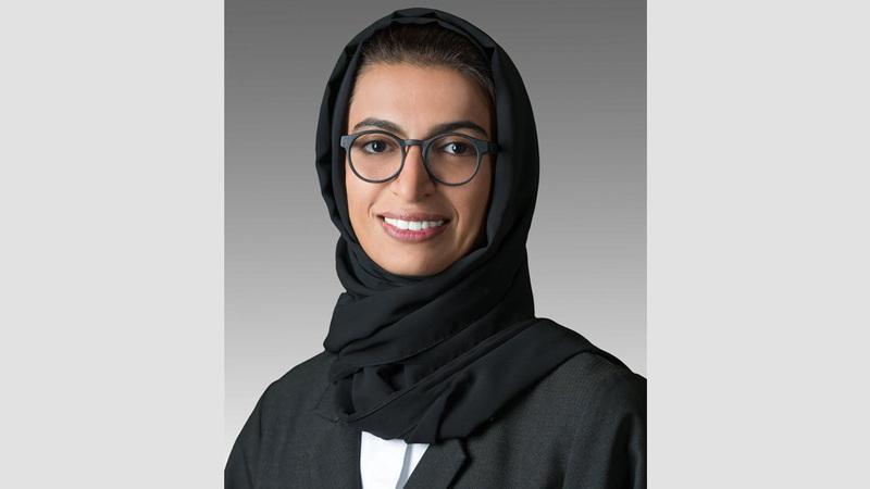 نورة الكعبي: «نسعى إلى ترسيخ مكانة دولة الإمارات منصة عالمية للنشر».