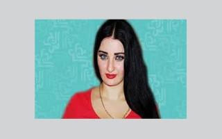 """الصورة: صافيناز تكشف لـ """"الإمارات اليوم"""" حقيقة اعتناقها الإسلام"""