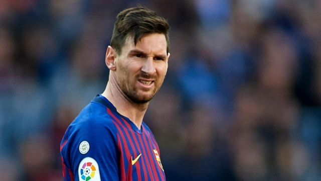 Leaks    Messi won the best player in Europe - Teller Report