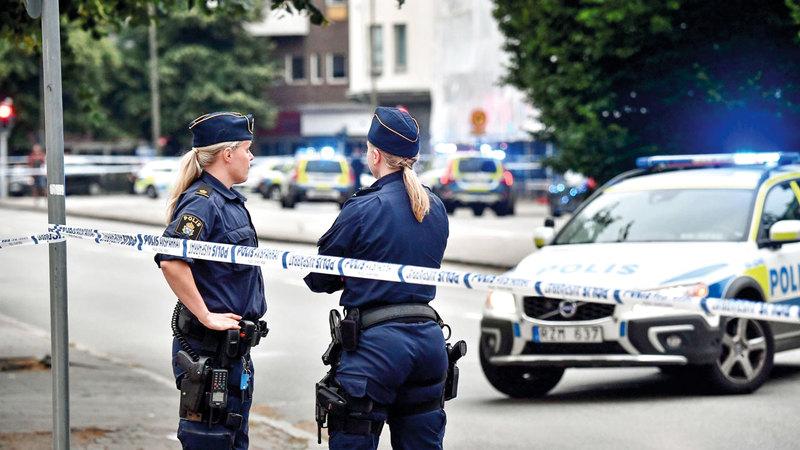 الفروق الديموغرافية والاجتماعية من التحديات التي تواجهها الضواحي السويدية.  أرشيفية