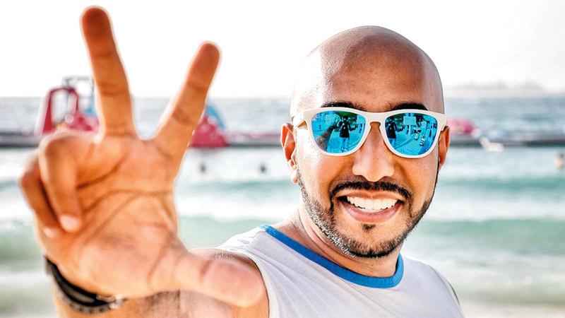 أحمد بن الشيبة: «بالإصرار والعزيمة تمكنتُ من تأسيس (أكوا فن) أكبر حديقة مائية في العالم».