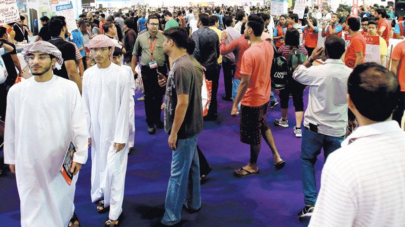 «رؤية الإمارات 2021» أكدت أن المواطنين يسهمون في المشهد الاجتماعي النشط الذي يوفر الحيوية للمجتمعات. من المصدر