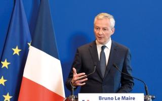 الصورة: فرنسا مصمّمة على فرض ضريبة خاصة بشركات الإنترنت العملاقة