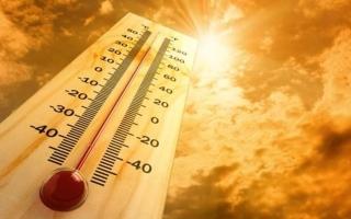 ارتفاع في درجات الحرارة خلال الأيام المقبلة