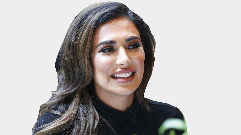 هدى قطان: «افتتاح الشركة في دبي والبيئة الاجتماعية فيها؛ مكّناني من ترجمة أفكاري إلى واقع».