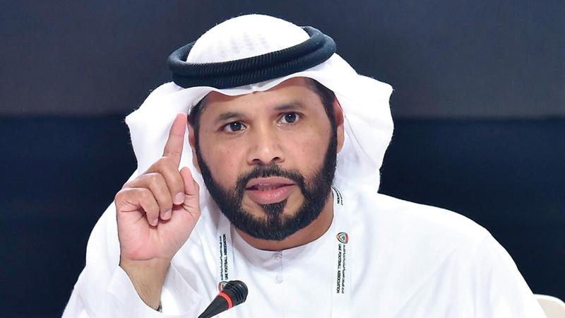 بن غليطة خسر عضوية المكتب التنفيذي للاتحاد الآسيوي. الإمارات اليوم