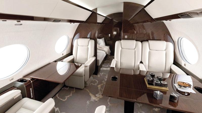 مؤسس «تسلا» اشترى طائرة من طراز «غولف ستريم جي 650 إي آر» مقابل 70 مليون دولار. من المصدر