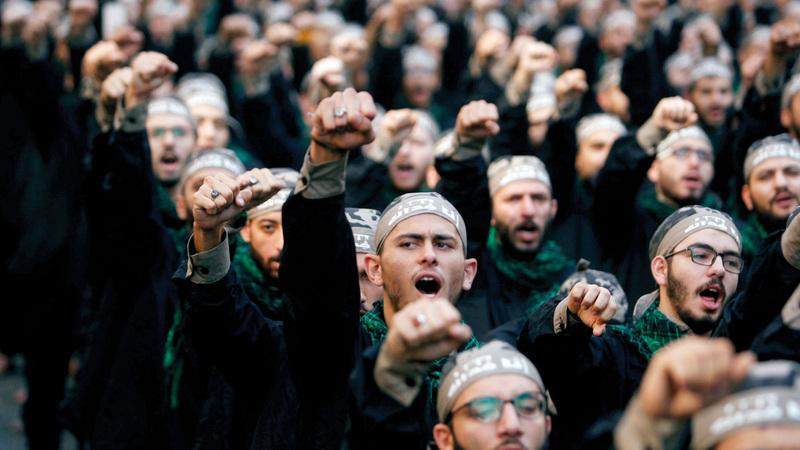 «حزب الله» يتمدّد في أميركا الجنوبية.  رويترز