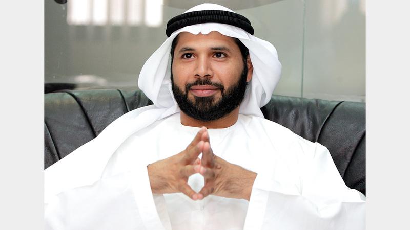 بن غليطة خسر في انتخابات المكتب التنفيذي  للاتحاد الآسيوي لكرة القدم. الإمارات اليوم