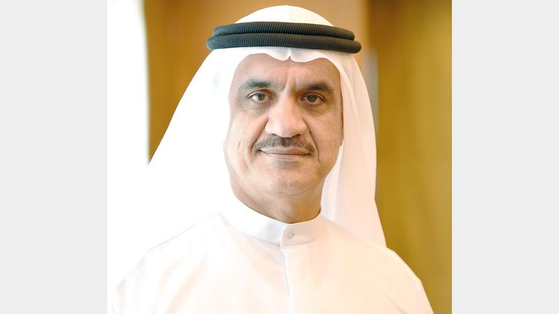 أحمد جلفار : مدير عام هيئة تنمية المجتمع في دبي.