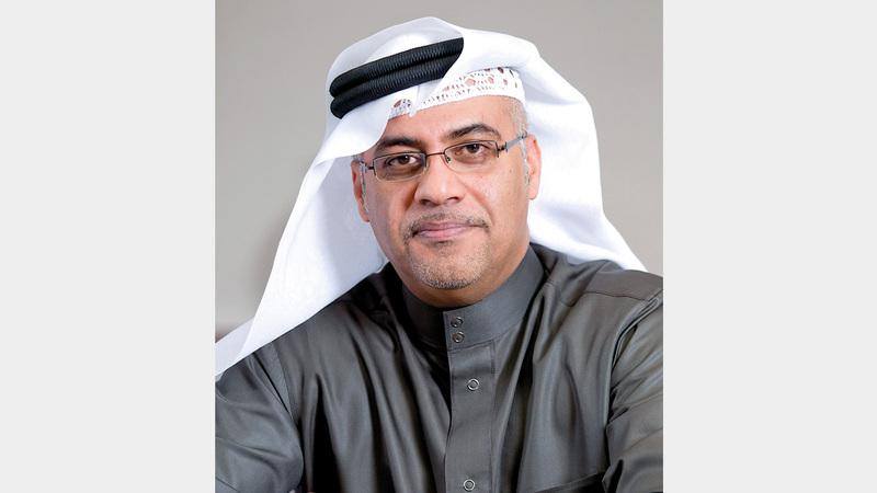ماجد الجوكر:  «المؤسسة تواصل  العمل على خطتها  لإغلاق المدرج الجنوبي  في مطار دبي، لتنفيذ  عملية ترقية شاملة».