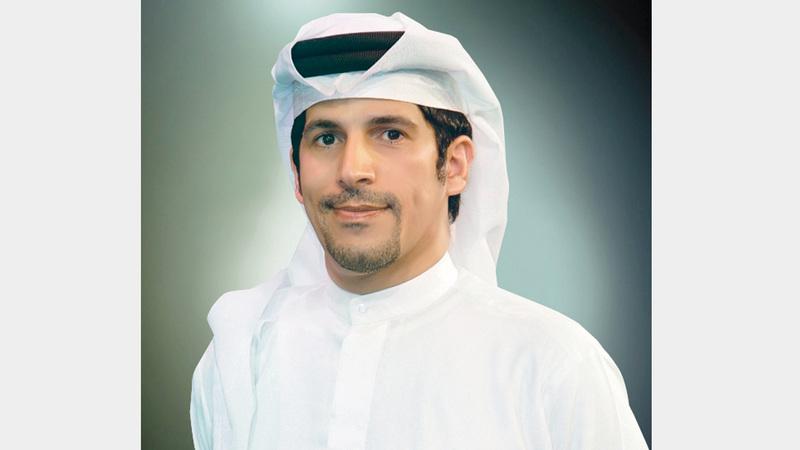 أحمد سعيد المنصوري: المدير التنفيذي لقطاع الإذاعة والتلفزيون في مؤسسة دبي للإعلام.