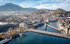 الصورة: لوزيرن.. لؤلؤة سويسرية من العصور الوسطى