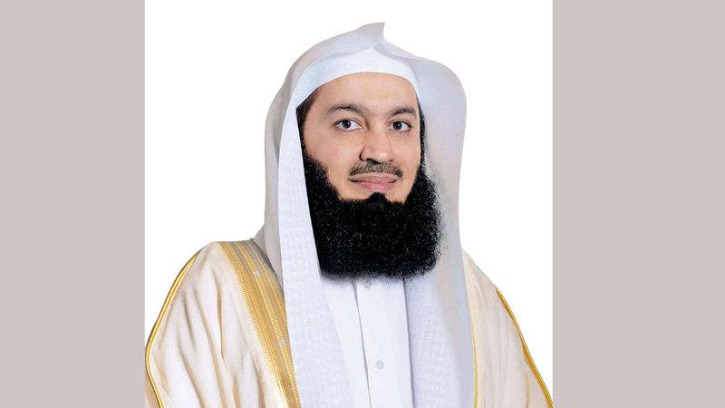 إسماعيل مينك: «الإسلام أعلى  قيمة الإنسانية،  ونبَذ الكراهية  واحتقار البشر  لبعضهم بعضاً».