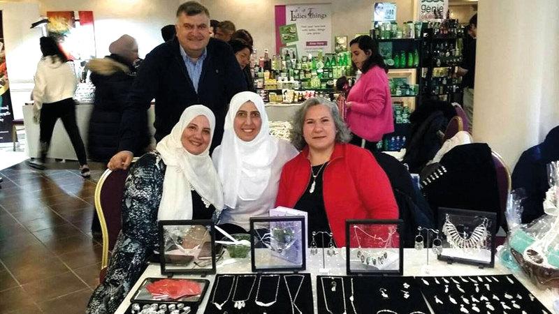 أبوغطاس تشارك بمجوهراتها في معارض محلية وإقليمية ودولية. الإمارات اليوم