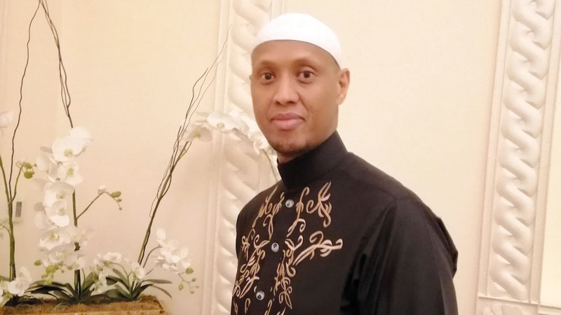سعيد راجي: «المسلم مطالب بالتمسك بالثوابت، دون احتقار آراء الآخرين».