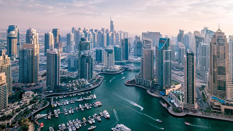 دبي لعبت دوراً كبيراً في الكثير من الصفقات الخاصة بالشركات العقارية الناشئة. أرشيفية