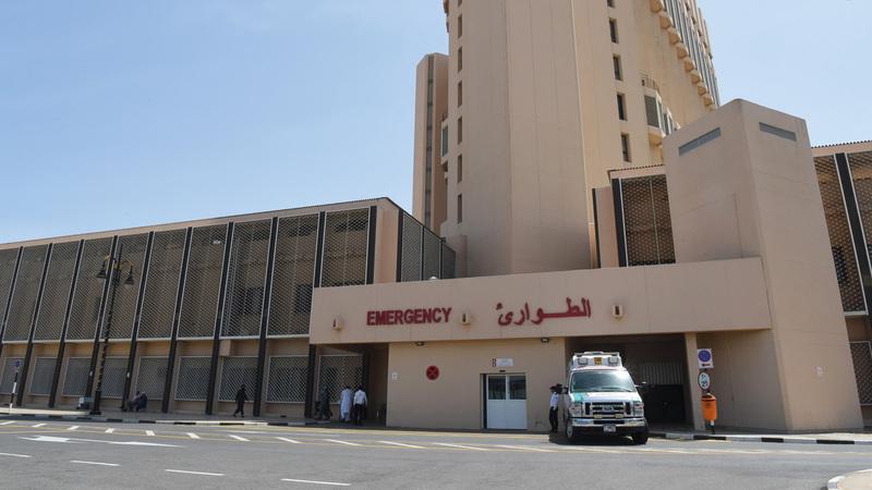 خطة التوسعة تتضمن مشروع تجديد وتحديث قسم الطوارئ. من المصدر