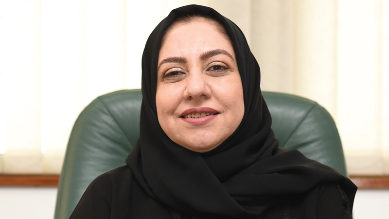 الدكتورة مريم الريسي: «عملية التوسعة في الأقسام جاءت بناءً على دراسات مسبقة أجراها المستشفى».