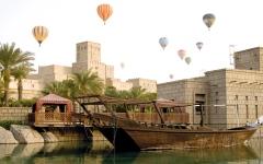الصورة: دبي.. تَزحلُق بين ناطحات السحاب وجولات بين الغيوم وأحضان الطبيعة