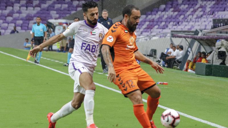 فييرا: لست حزيناً على مغادرة الشارقة ولن أفاجأ إذا حقق اللقب - رياضة -  محلية - الإمارات اليوم