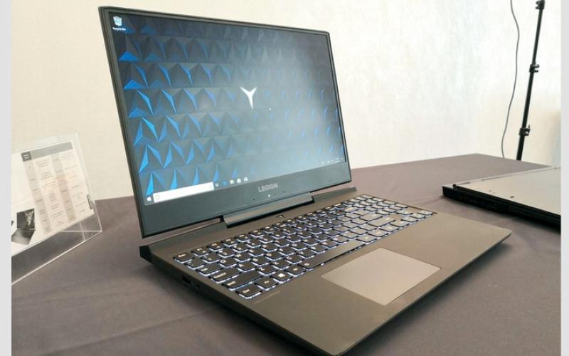الصورة: «لينوفو» تطرح كمبيوتر ألعاب محمولاً متقدماً
