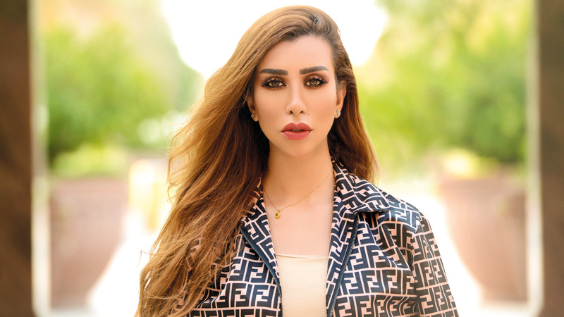 نادين محمد. من المصدر