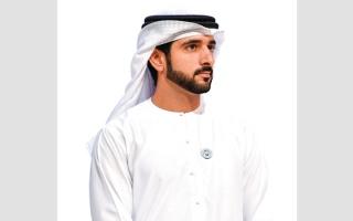 الصورة: حمدان بن محمد: دبي تُرسخ مكانتها مركزاً عالمياً للتنمية المستدامة والطاقة النظيفة