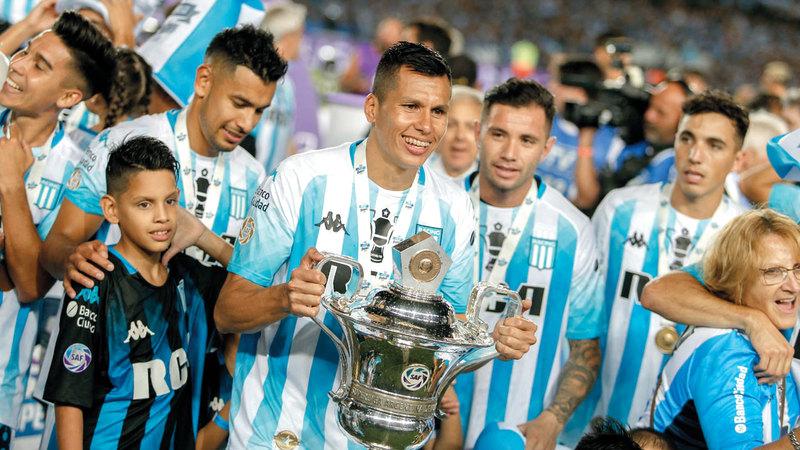 Image result for كأس السوبر الأرجنتيني 2019