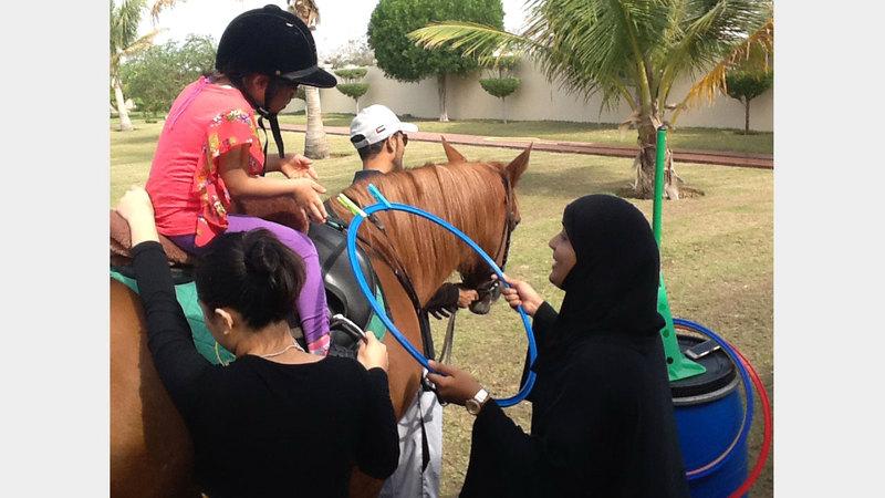 أصحاب الهمم يتمتعون بكامل الحقوق والرعاية وفقاً للقانون. الإمارات اليوم