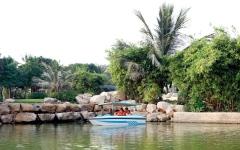 الصورة: حدائق البحيرات في دبي.. أنشطة ومرافق ترفيهية قرب المجمّعات السكنية
