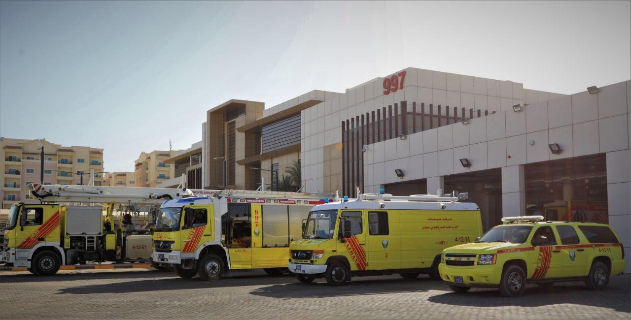 الدفاع المدني عجمان يستعد لشهر رمضان المبارك الإمارات اليوم